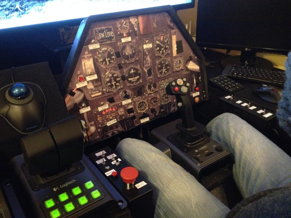 Show us your cockpit - Page 9