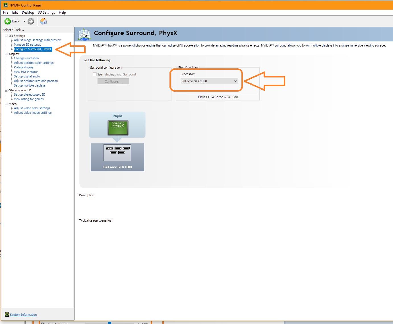 Mastiff's NVIDIA, in-Game Graphics settings, and Confini